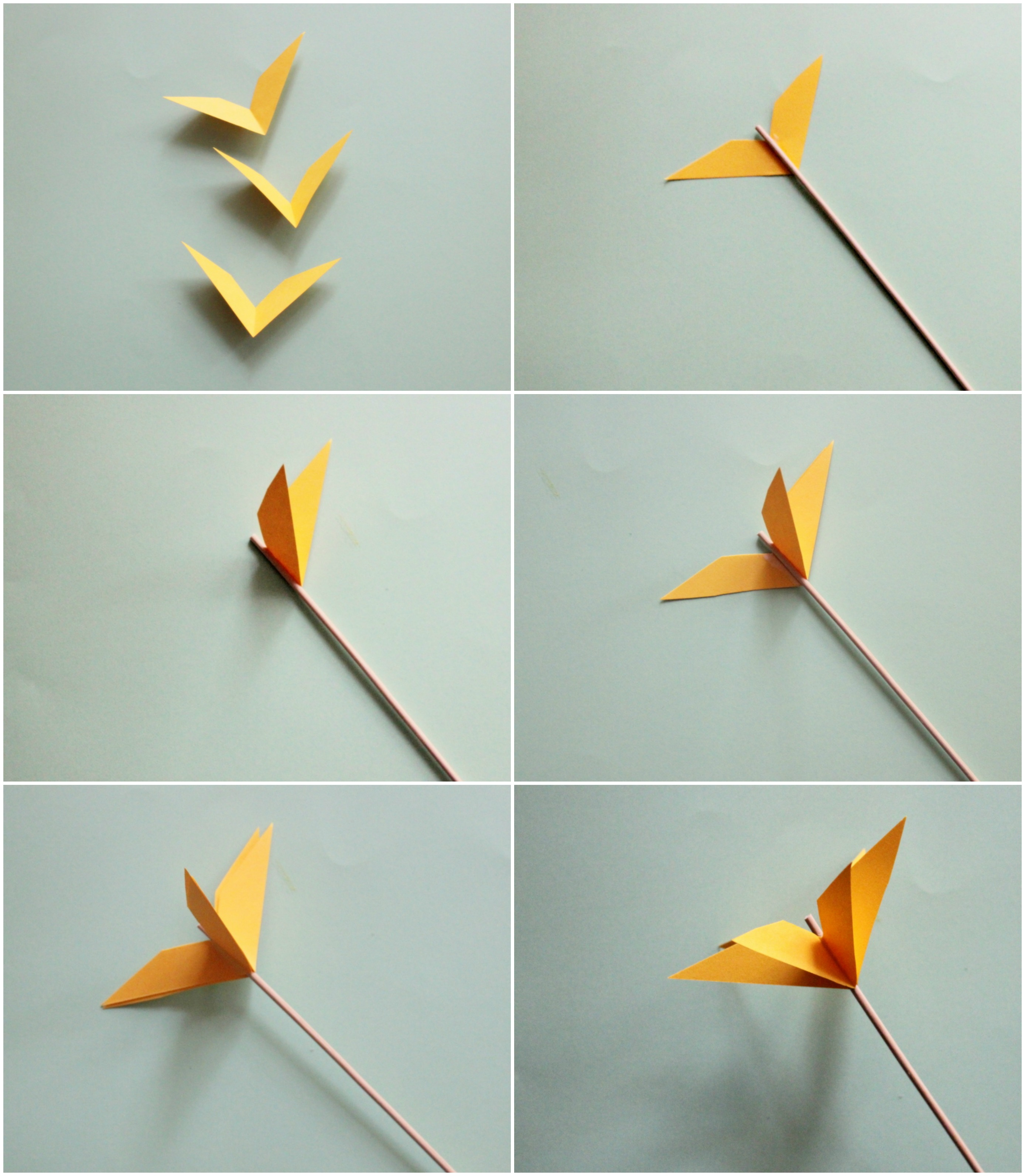 Steps for stirrers - The Craftables