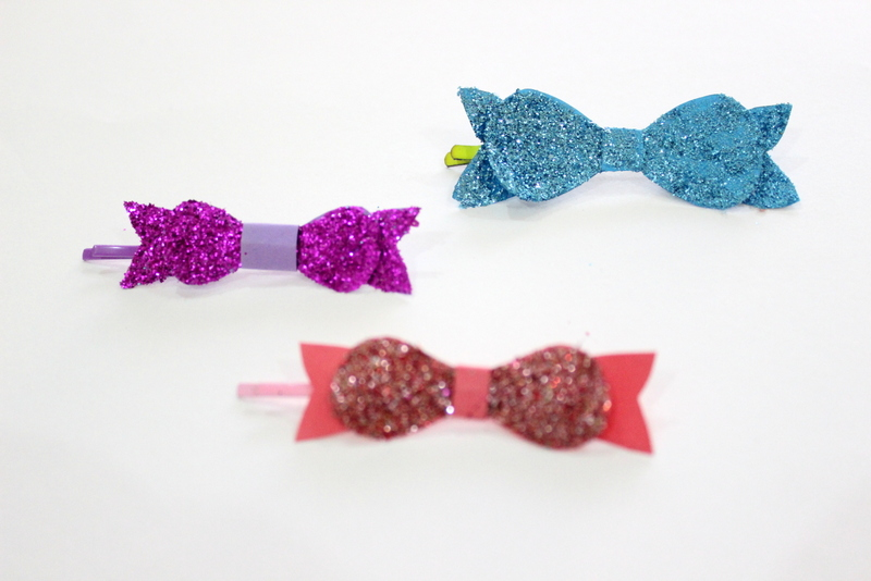 Bow Tie Bobby Pins!
