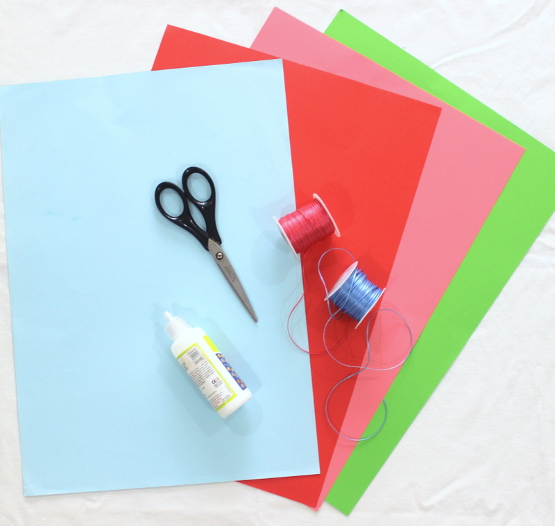 materials to make paper bags