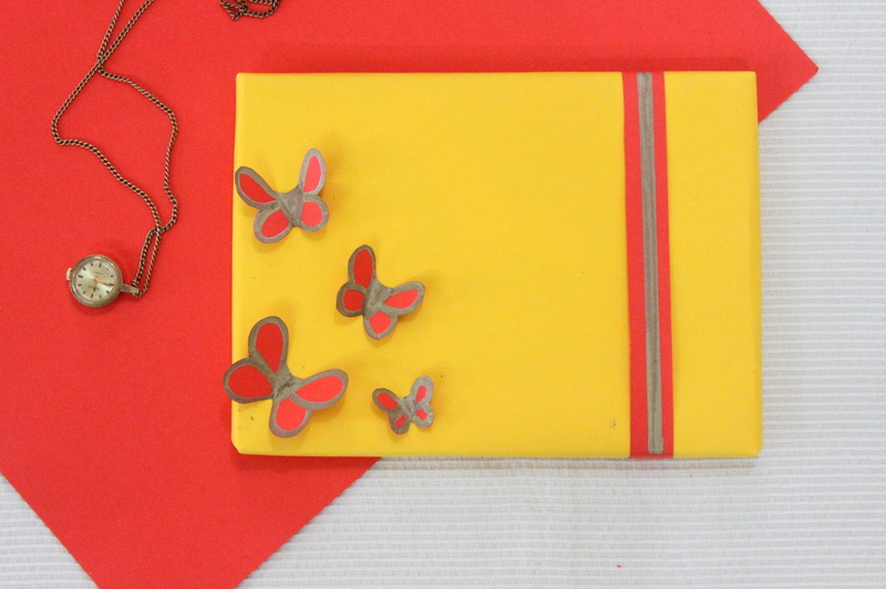 Butterfly PopUp Packing - The Craftables
