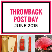 DIY Throwback Post Day! #1