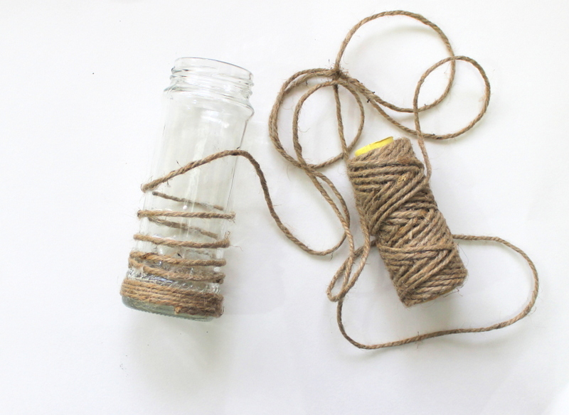steps for jute jars