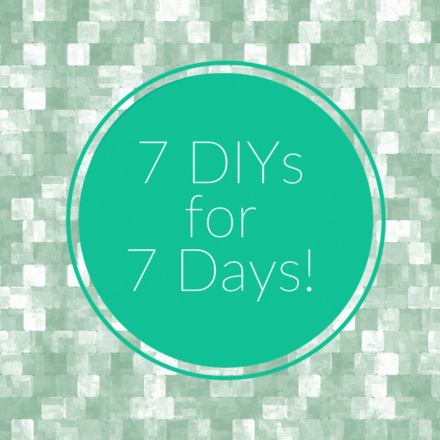 7 diys for 7 days, crafts, crafts for kids, handmade, DIY, art and crafts, decor, home made, chinese checkers, clay trays, soaps, semi precious, plants, plant pockets, plants at home, floral, flower power, ice candles, recycling, hammocks, seating