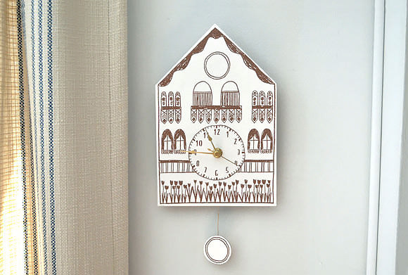 How to make clocks, personalised, handmade, DIY, crafts, crafts for kids, decor, room decor, blogs, curated, how to make DIY clocks, handmade,  cuckoo clock, handmade charlotte