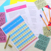 Bingo/ Tambola / Housie with a twist. An all time favorite game as a story? It's so much fun! - DIY Story Housie by The Craftables