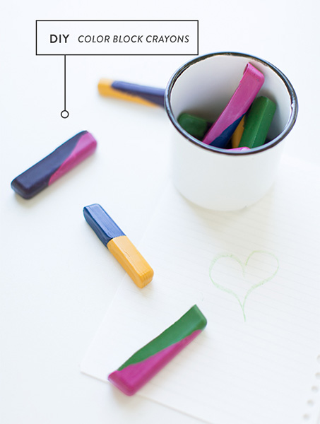 Click through for 7 great diy projects for each day of the week from some of the best bloggers online. Crafts which anyone can do in a day.
