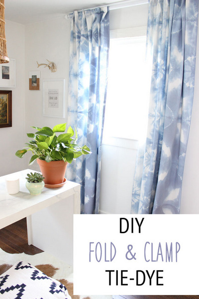 If you thought, tie dye is only about tshirts, you're in for a great surprise. We went looking for the best DIYs on Tie Dye and found 22 amazing tie dye tutorials, that you need to try!