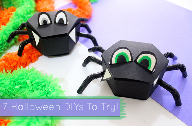7 amazing halloween diys you have to try! - The Craftables