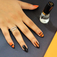 DIY Halloween Inspired Nails!