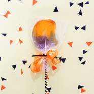 Last minute Halloween Candy: HalloPops!