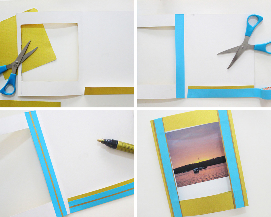 3 ways to make Polaroid Party Favours!