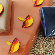 Last Minute Diwali Gift Wrapping – Pop Up Diyas!