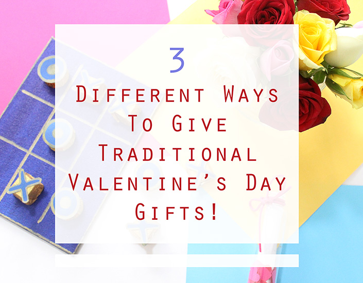 traditional valentines day gifts