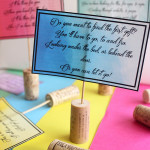 How to make a Birthday Treasure Hunt Advent Style by The Craftables