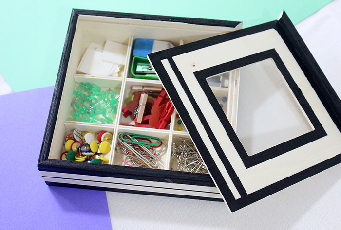 Diy Personalised Stationery Box Set The Craftables