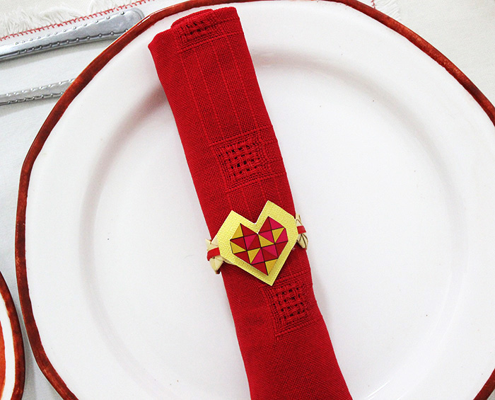 table decorations for napkin rings