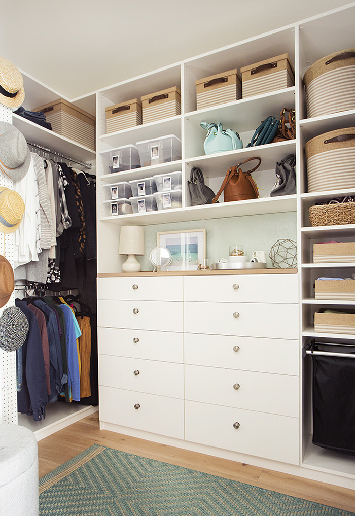 7 Start Of The Year DIYS To Try! Declutter your surroundings by Emily Henderson