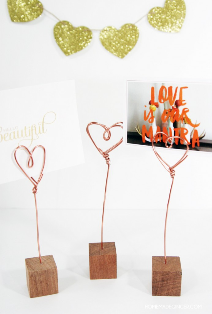 photo holders for valentine day