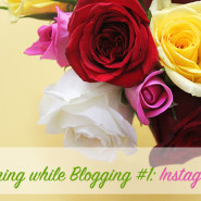 Learning while Blogging #1: Instagram!