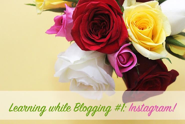 Learning While Blogging #1: Instagram