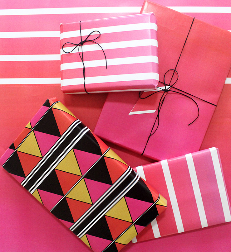 print wrapping paper design