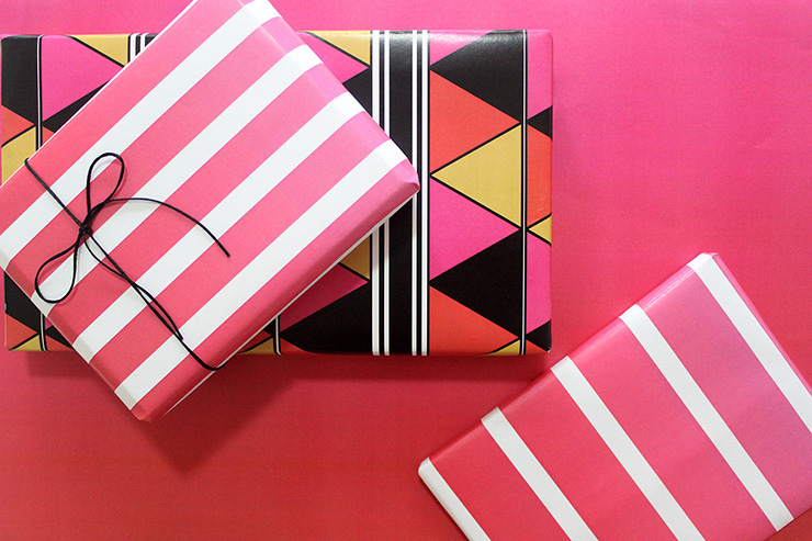 printable gift wrapping paper
