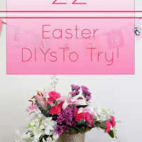 22 easter diys to try // roundup