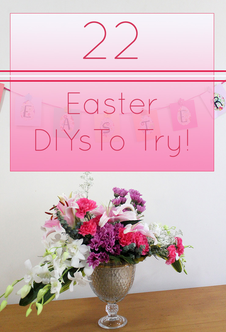 22 easter diys to try