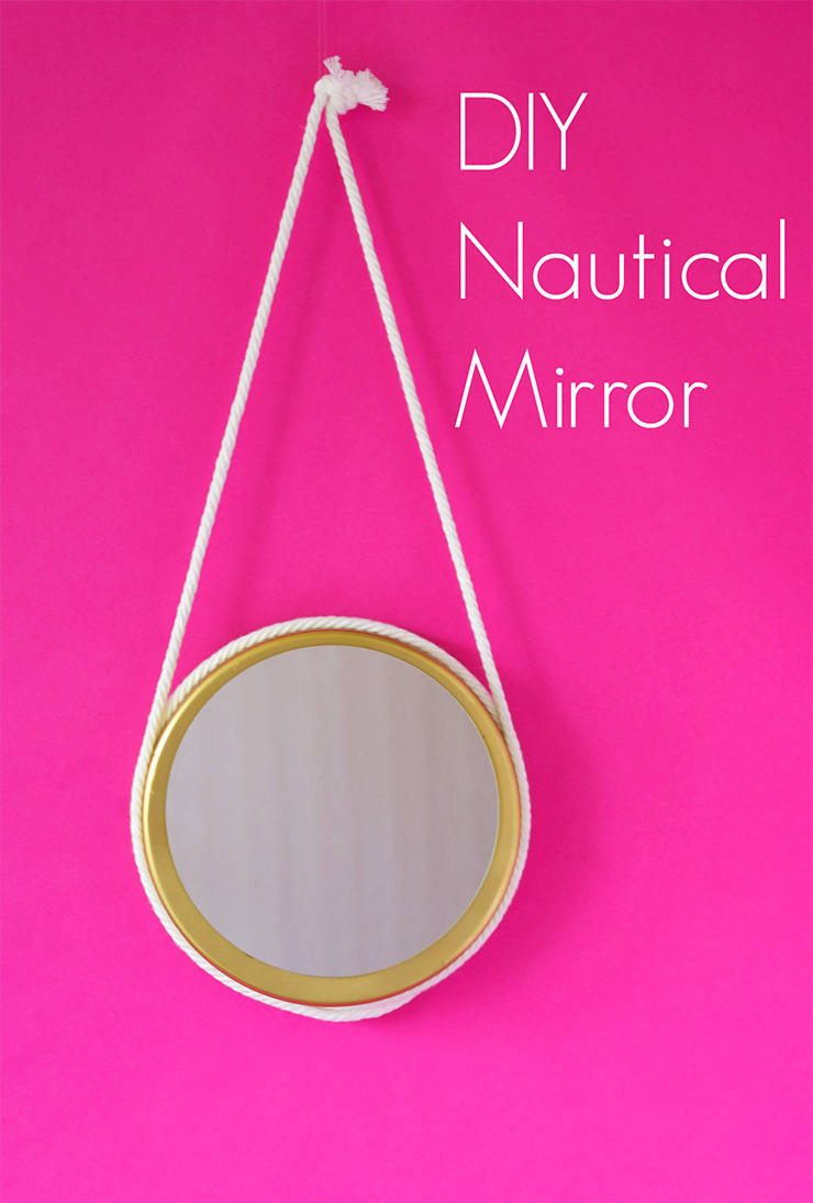 nautical mirror decoration