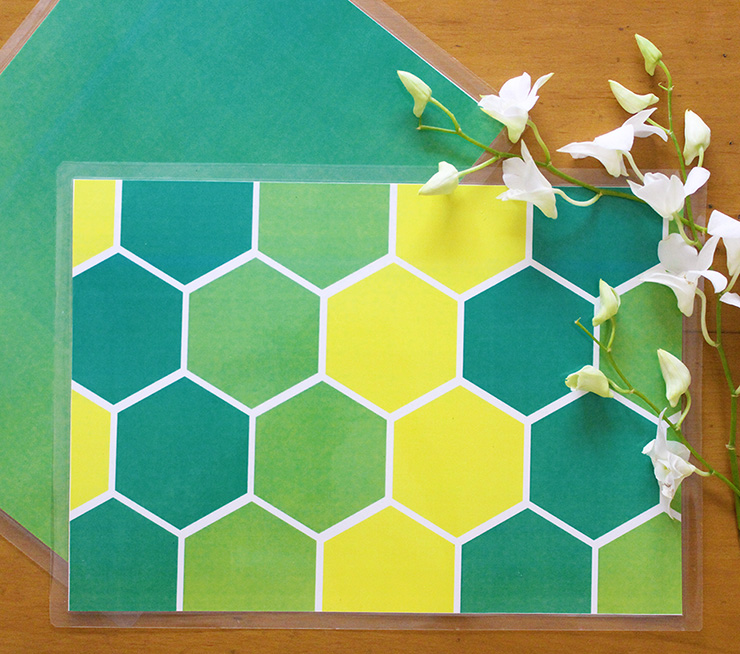 diy table mats