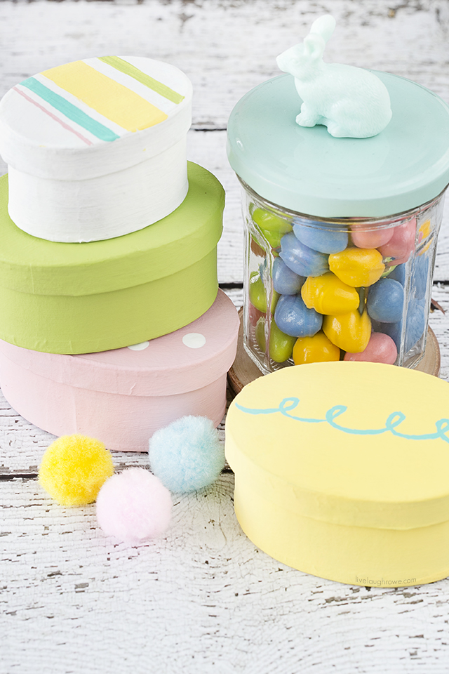 Easter Treat Boxes