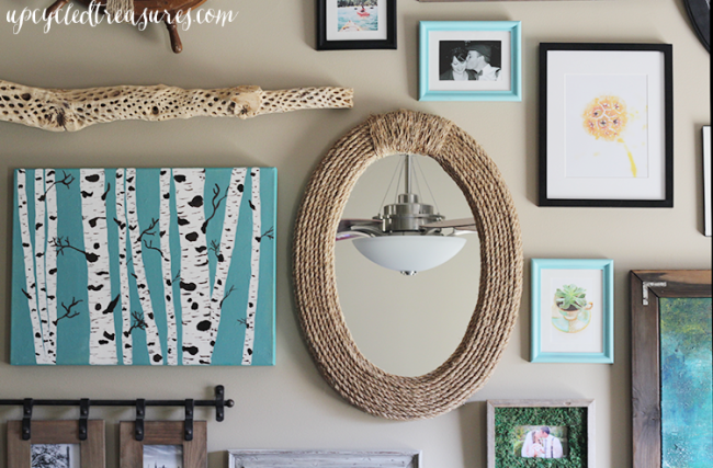 decorating mirror for home