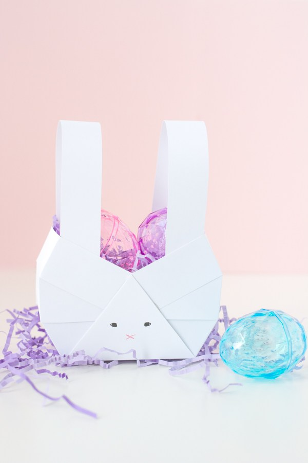 Easter Bunny Paper Crafts