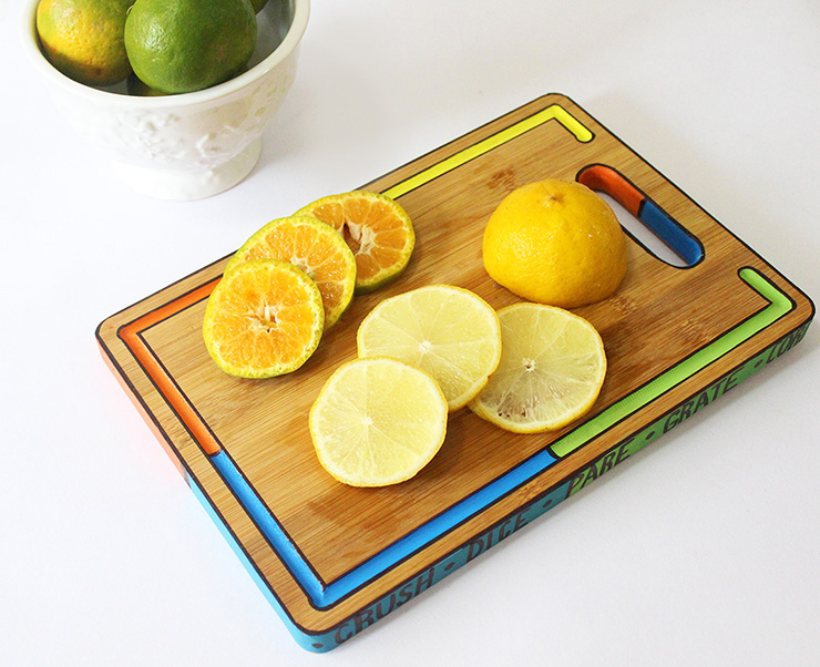 wooden chopping board for mothers day