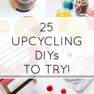 25 DIY Recycled Craft Ideas To Try!