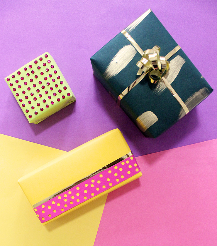 How to pack small gifts ideas