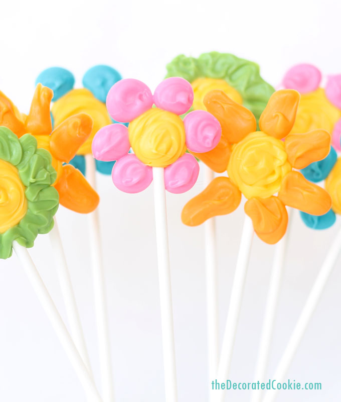 Candy Pop Flowers