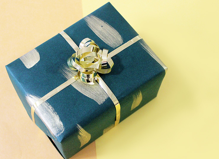 quick gift wrapping ideas