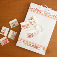 Place An Order For: Floral Custom Gift Bags