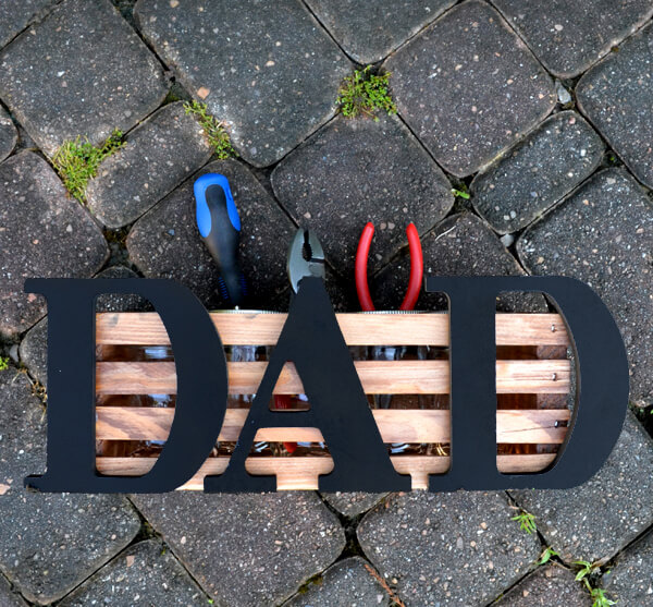 dad toold basket