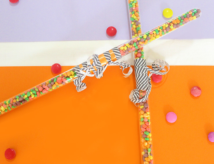 DIY Candy Crafts for Halloween