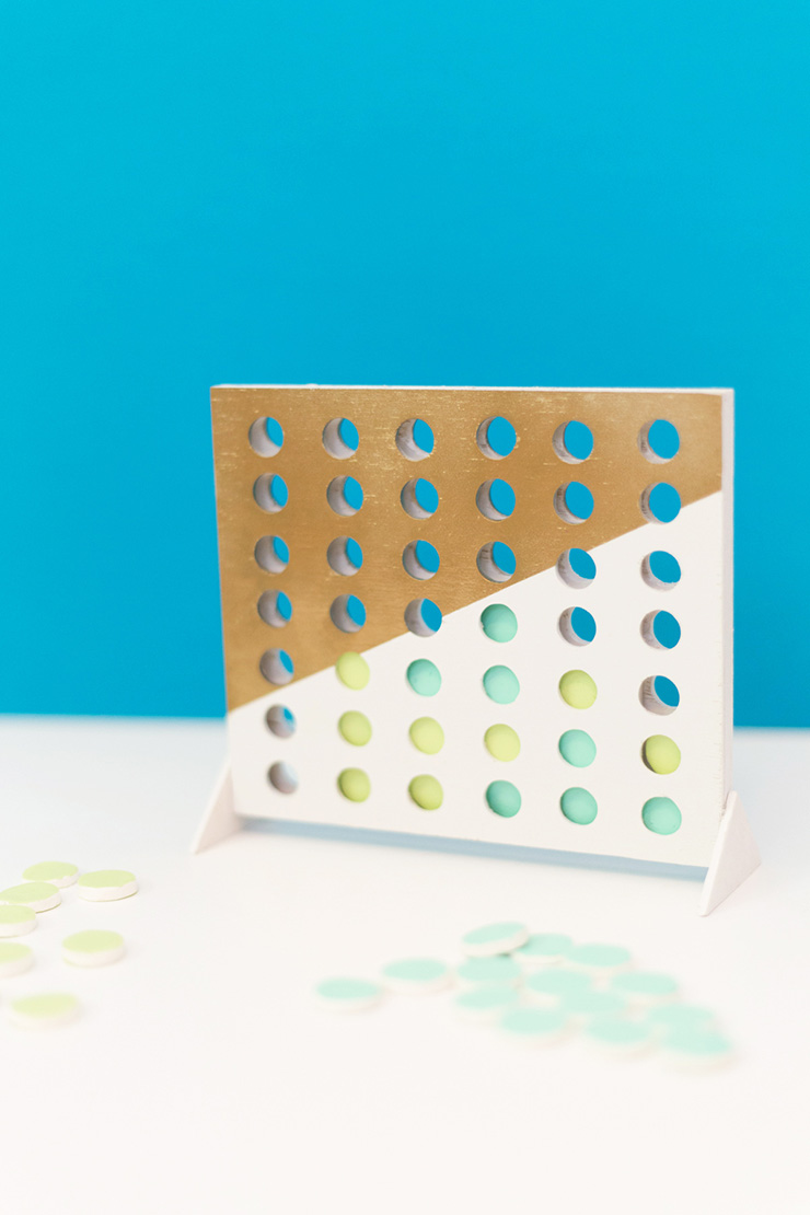DIY Connect Four