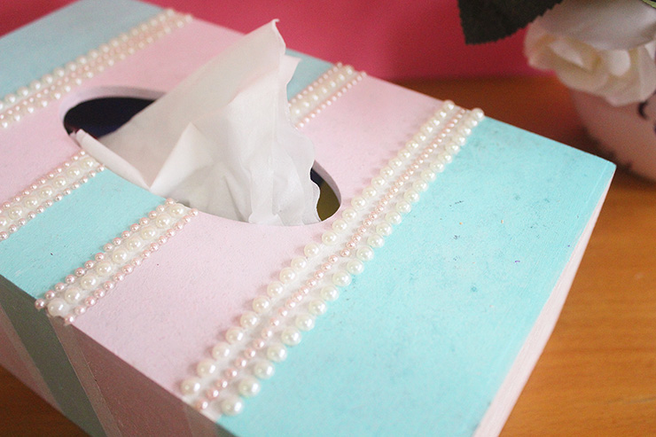 tissue box craft