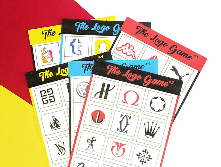 printable logo quiz game the craftables