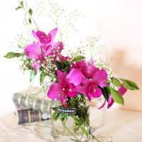 10 minute floral arrangements