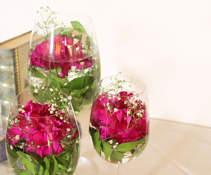 easy diy flower arrangement ideas