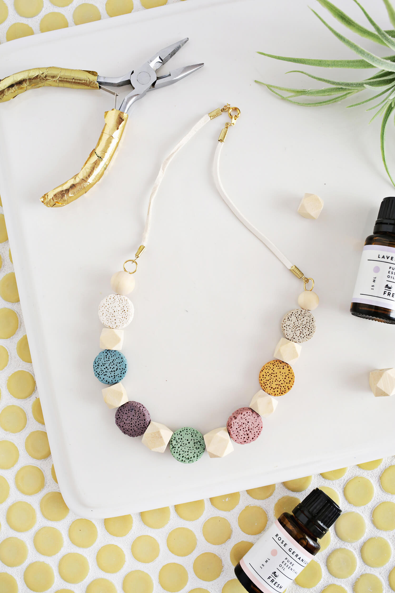 13 Mother's Day Gifts That Mom Will Use! Essential Oils Necklace