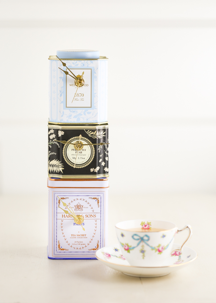 13 Mother's Day Gifts That Mom Will Use! Upcycled Tea Box Clocks