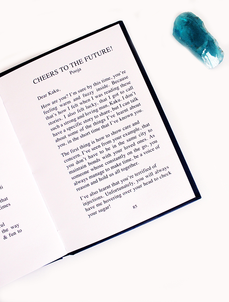 Have a personalised story book of memories made for special occasions