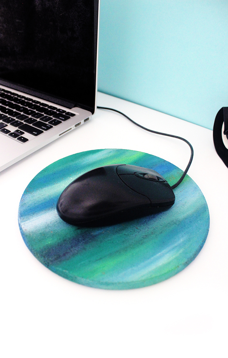 How to make a customised mousepad